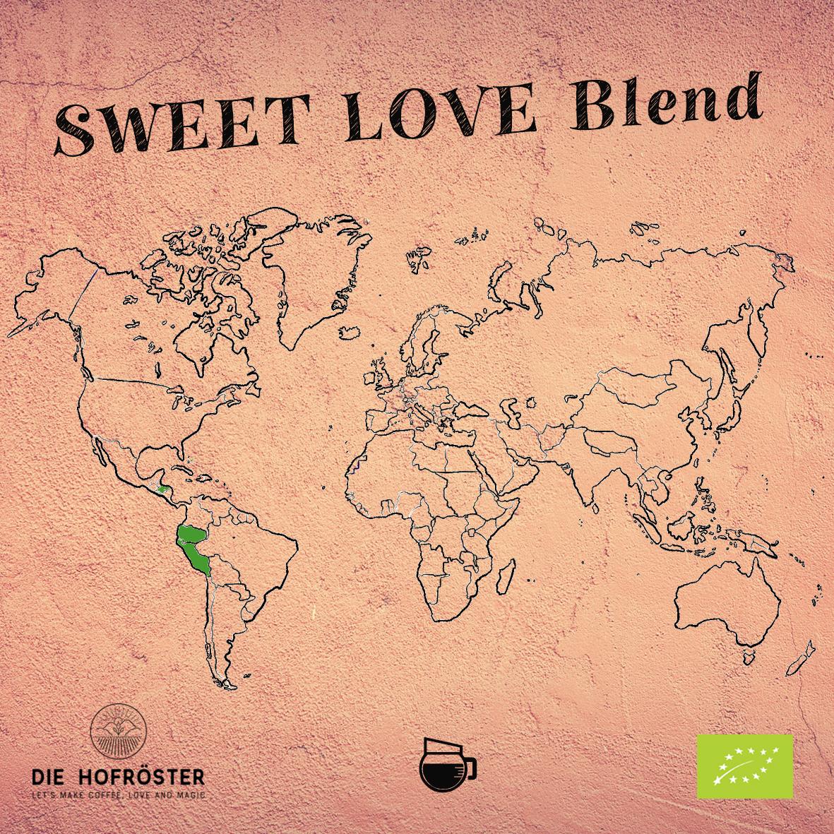 Sweet Love Blend