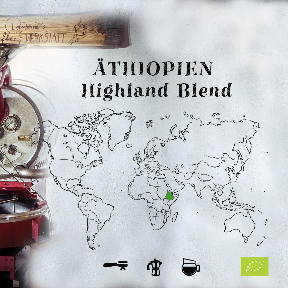 Äthiopien highland blend1