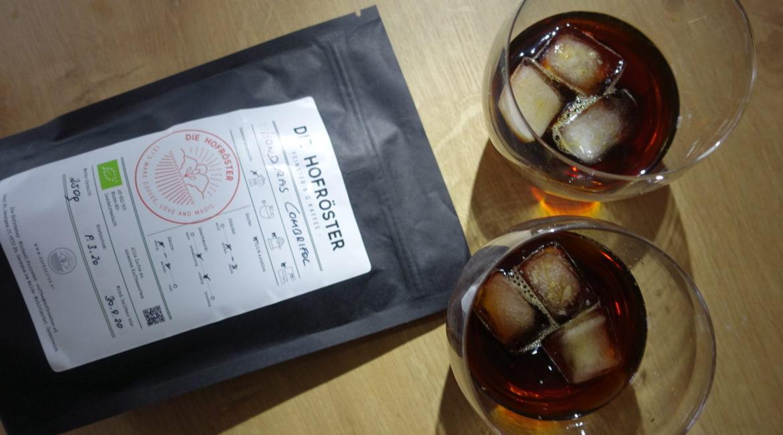 Cold Brew – kalt gebrühter Kaffee
