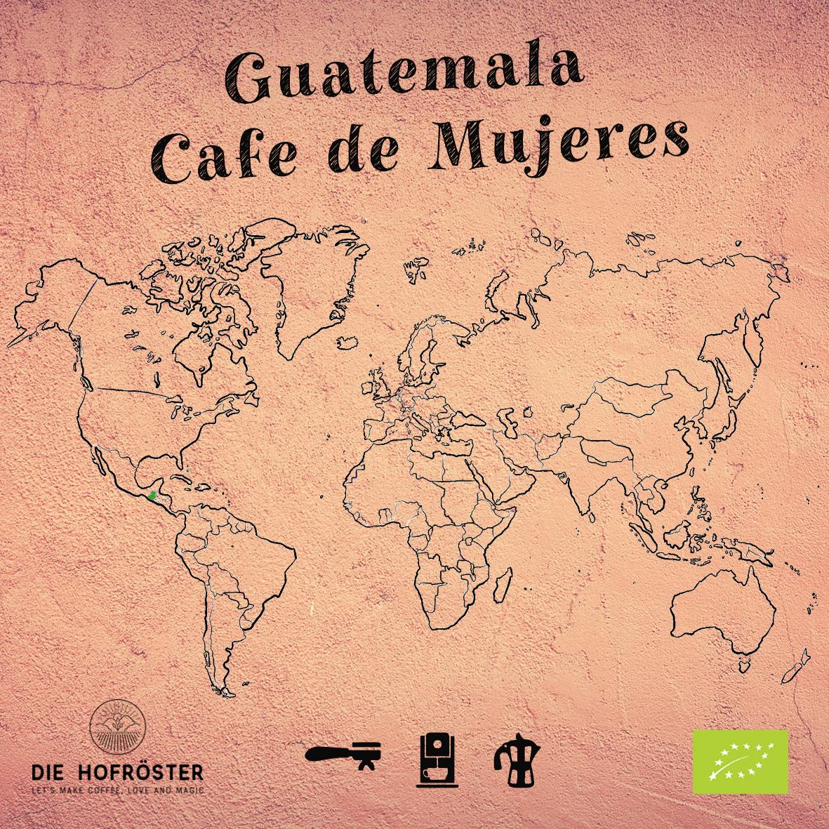 Guatemala Cafe de Mujeres